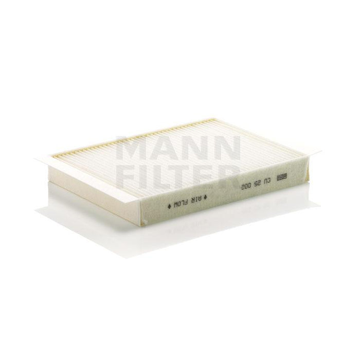 MANN Cabin / Pollen Air Filter - CU25002