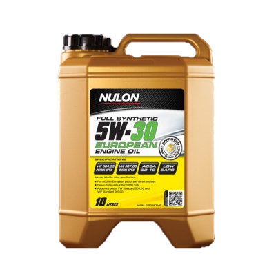 Nulon Full Synthetic Euro 5W30 Engine Oil - 10 Ltr-EURO5W30-10-Nulon-A1 Autoparts Niddrie