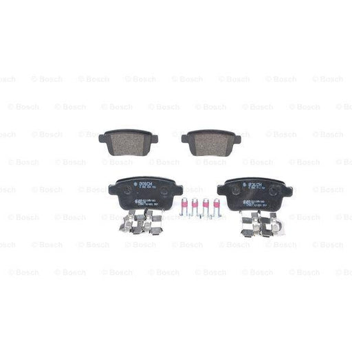 Bosch Disc Brake Pad Set - Renault Kangoo - BP1221