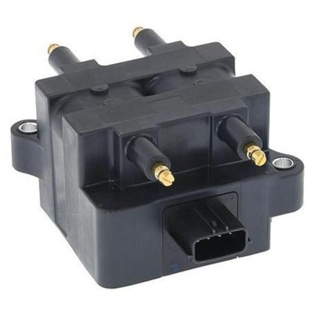 NGK Ignition Coil - U2055 - Subaru Forester, Impreza, Liberty, Outback-U2055-NGK-A1 Autoparts Niddrie