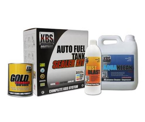 Auto Fuel Tank Sealer Kit - 5140