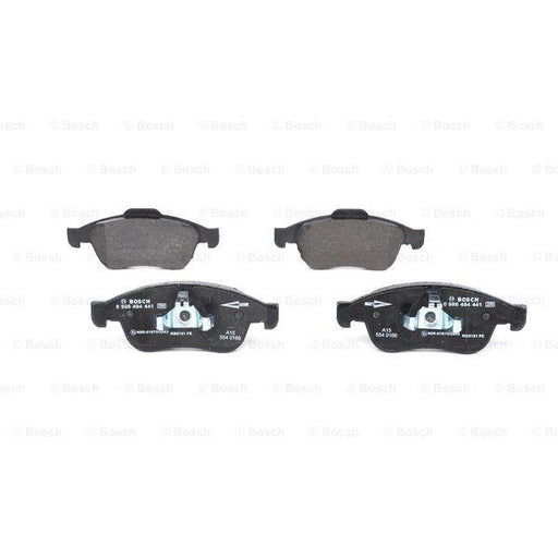 Bosch Disc Brake Pad Set - Renault - BP1363