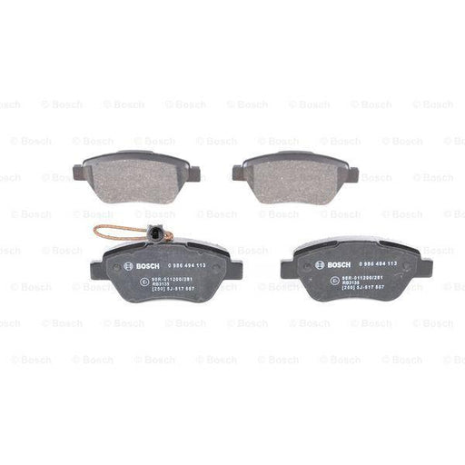 Bosch Disc Brake Pad Set - BP1023