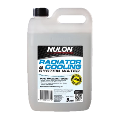 Nulon Radiator & Cooling System Water - 5Ltr - RCSW-5-RCSW-5-Nulon-A1 Autoparts Niddrie