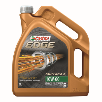 Castrol Edge 10W60 - 5 Litre-3383402-Castrol-A1 Autoparts Niddrie