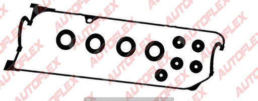 Rocker / Valve Cover Gasket Set - Honda Civic D17A2, D17Z1