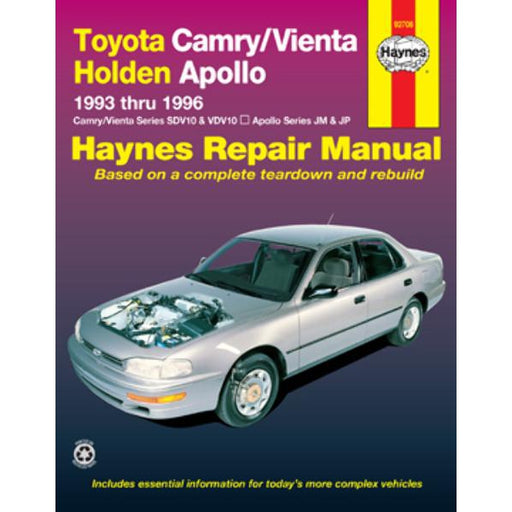 repair manuals a1 autoparts niddrie rh a1autopartsniddrie com au Holden Barina Review Holden Barina Review