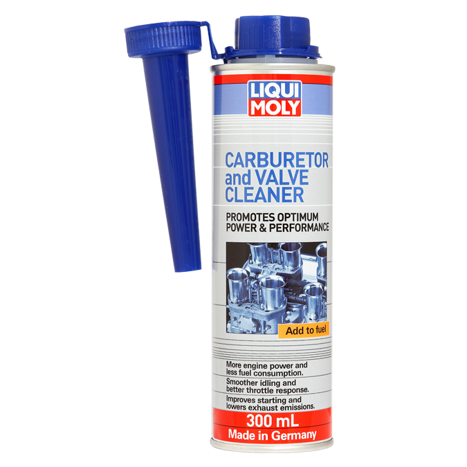 Liqui Moly Carby & Valve Cleaner - 300ml - A1 Autoparts Niddrie