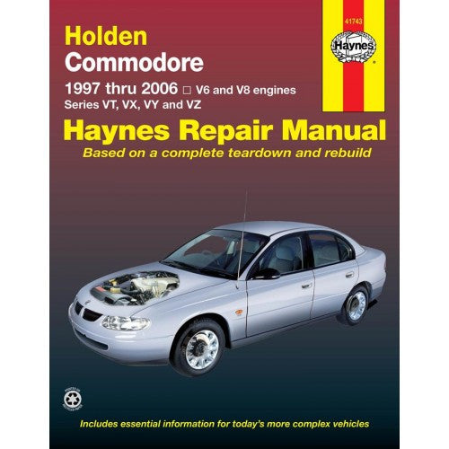repair manuals a1 autoparts niddrie rh a1autopartsniddrie com au 2016 Holden Astra Holden Ute