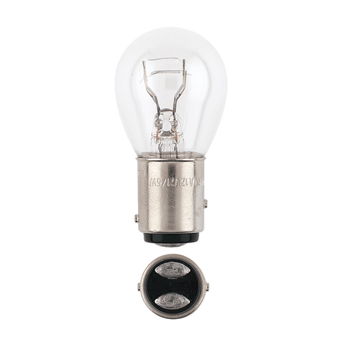 Narva 12V 21/5W BAY15D Incandescent Globe (Each) - 47380