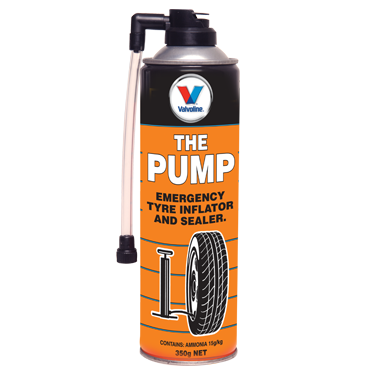 Valvoline The Pump Tyre Sealer - 350g - A1 Autoparts Niddrie