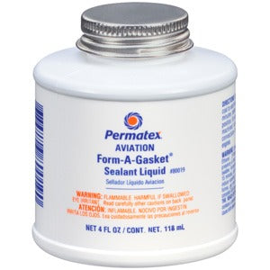 Permatex Aviation Form-A-Gasket No. 3 Sealant Liquid - 80019