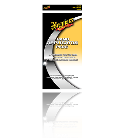 Meguiar's Hand Applicator Pad - A1 Autoparts Niddrie