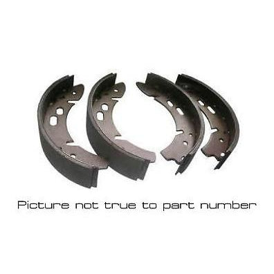 Brake Shoe Set - N1665 - A1 Autoparts Niddrie