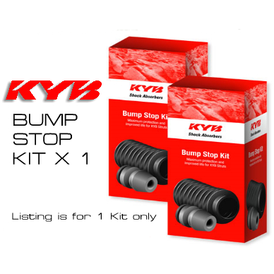 KYB Bump Stop Kit - BSK001 - A1 Autoparts Niddrie