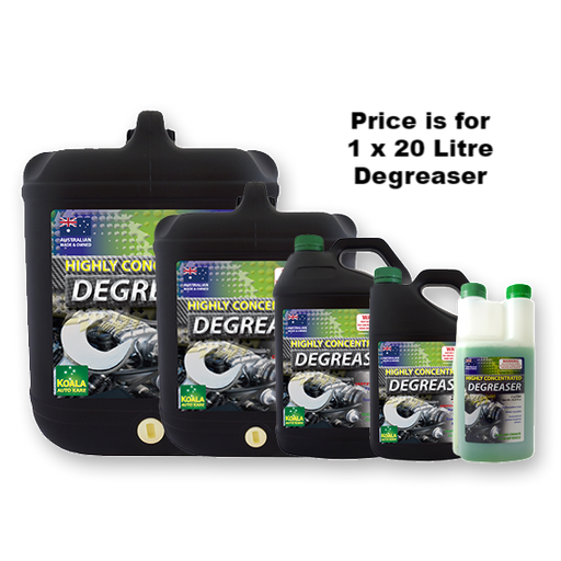 Xtreme Degreaser Concentrate - 20 Litre - A1 Autoparts Niddrie