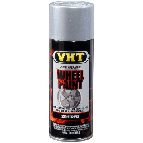 VHT Wheel Paint - Chevy Rally Silver - A1 Autoparts Niddrie