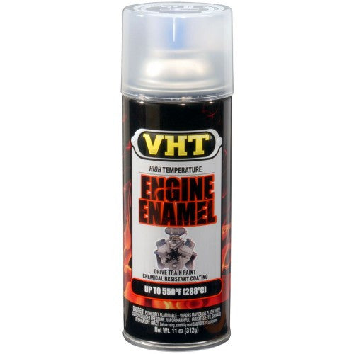 VHT Engine Enamel - Gloss Clear - A1 Autoparts Niddrie