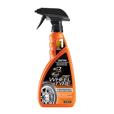 Eagle One A2Z Wheel & Tyre Cleaner - 680ml - A1 Autoparts Niddrie