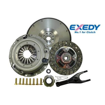 Exedy Clutch Kit With Flywheel - FJK-8136SMF - A1 Autoparts Niddrie