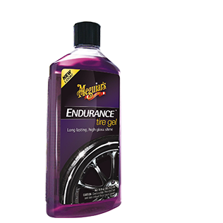 Meguiar's Endurance Tyre Gel - High Gloss - A1 Autoparts Niddrie