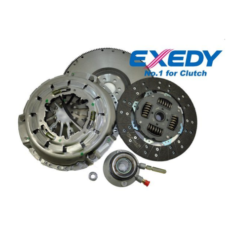 Exedy Clutch Kit With Flywheel - GMK-7296SMF - A1 Autoparts Niddrie