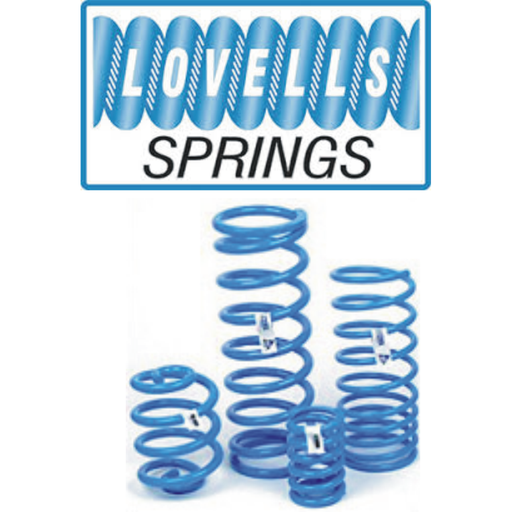 Lovells Coil Springs (Pair) - HRR-67HD - A1 Autoparts Niddrie