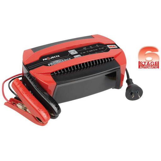 Projecta Pro-Charge Automatic 12V 16A 6 Stage Battery Charger - PC1600 - A1 Autoparts Niddrie  - 1