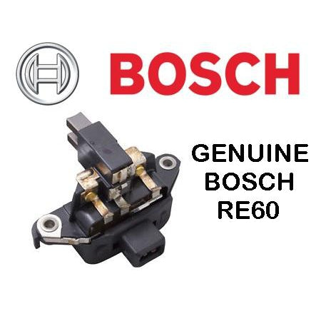 Genuine Bosch Alternator Regulator - RE60 9190067019-RE60-Bosch-A1 Autoparts Niddrie