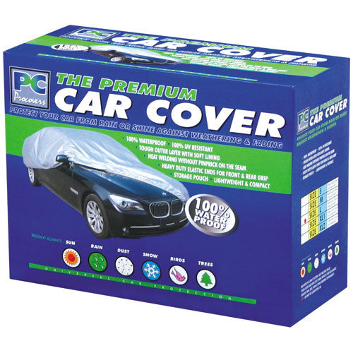 Procovers Premium 100% Waterproof Car Cover - A1 Autoparts Niddrie