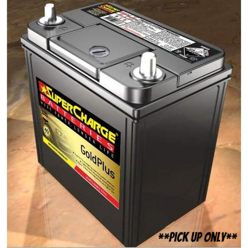 Supercharge Gold Plus Battery - MF40B20L - A1 Autoparts Niddrie  - 1