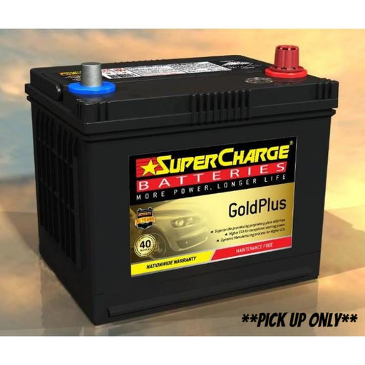 Supercharge Gold Plus Battery - MF53 - A1 Autoparts Niddrie  - 1