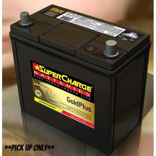 Supercharge Gold Plus Battery - MF55B24LS - A1 Autoparts Niddrie  - 1