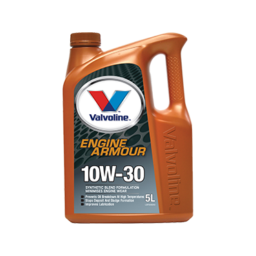Valvoline Engine Armour 10W30 - 5Ltr - A1 Autoparts Niddrie
