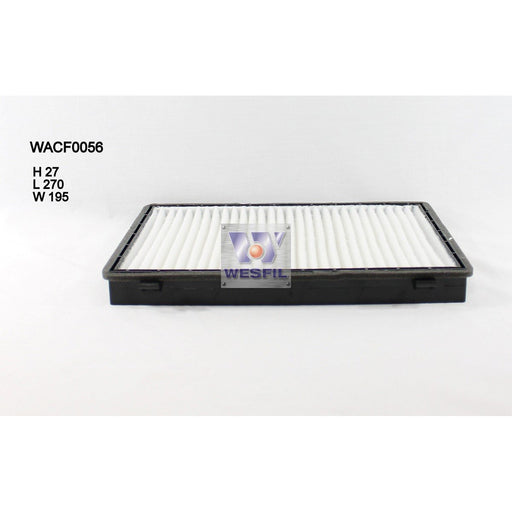 Wesfil Cabin/Pollen Air Filter - WACF0056 - RCA194P - A1 Autoparts Niddrie  - 1