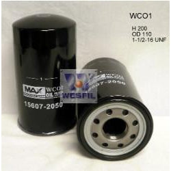 Wesfil Oil Filter - WCO1 (Z642) - A1 Autoparts Niddrie  - 1