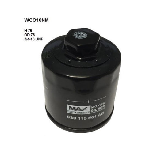 Wesfil Oil Filter - WCO10NM (Z661)