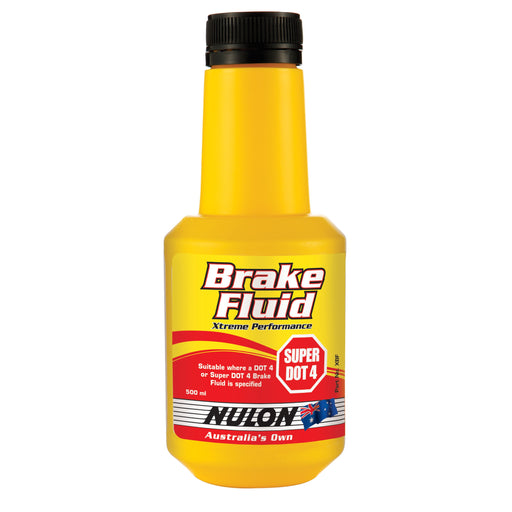 Nulon Xtreme Performance Brake Fluid Super Dot 4 - 500ml