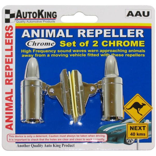 Animal Repeller - Chrome - A1 Autoparts Niddrie