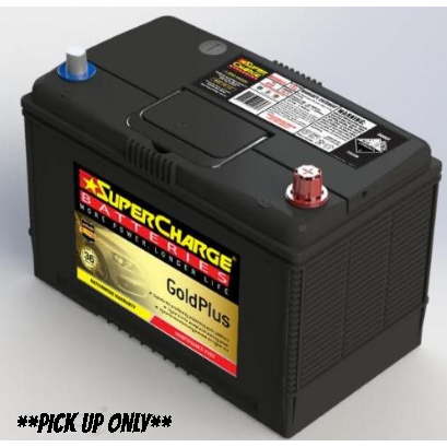 Supercharge Gold Plus Battery - MF95D31L-MF95D31L-Supercharge-A1 Autoparts Niddrie