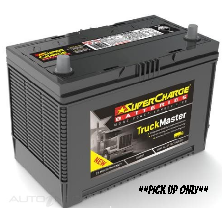 Supercharge Truck Master Battery - TMN70ZZ-TMN70ZZ-Supercharge-A1 Autoparts Niddrie