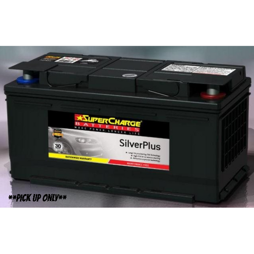 Supercharge Silver Plus Battery - SMF85L-SMF85L-Supercharge-A1 Autoparts Niddrie