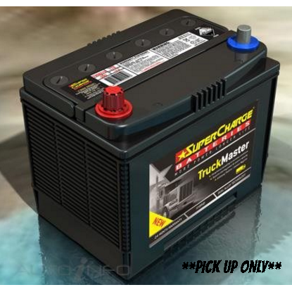 Supercharge Truck Master Battery - TMNS70-TMNS70-Supercharge-A1 Autoparts Niddrie