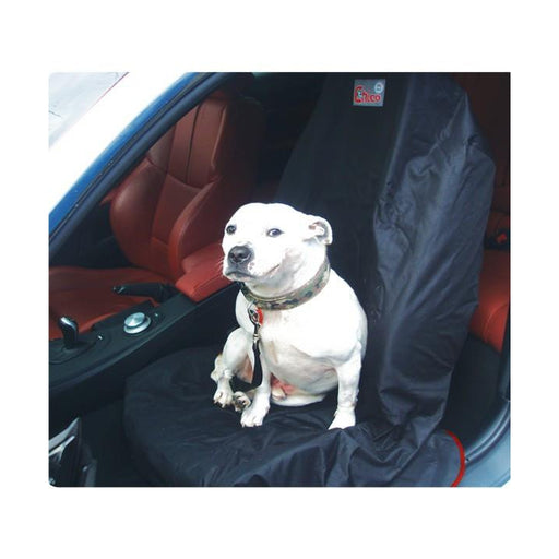 Front Throw Over Seat Cover For Pets - Chico - A1 Autoparts Niddrie
