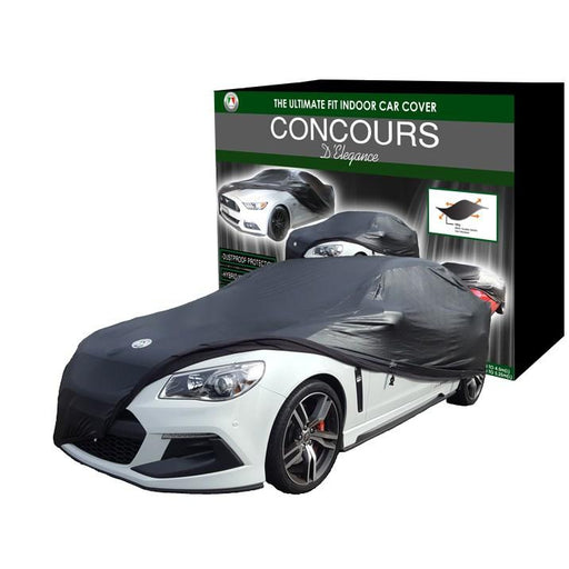 CONCOURS D'Elegance Indoor Car Cover