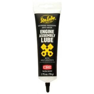 Sta-Lube Anti-Sieze Engine Assembly Lube - 78gm - 3333-3333-Sta-Lube-A1 Autoparts Niddrie