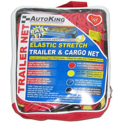 Trailer / Cargo Nets - Various Sizes - A1 Autoparts Niddrie  - 1