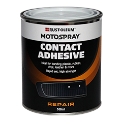 Motospray Contact Adhesive - 500ml
