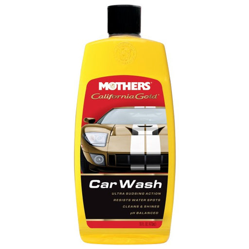 Mothers California Gold Car Wash - 473ml - A1 Autoparts Niddrie