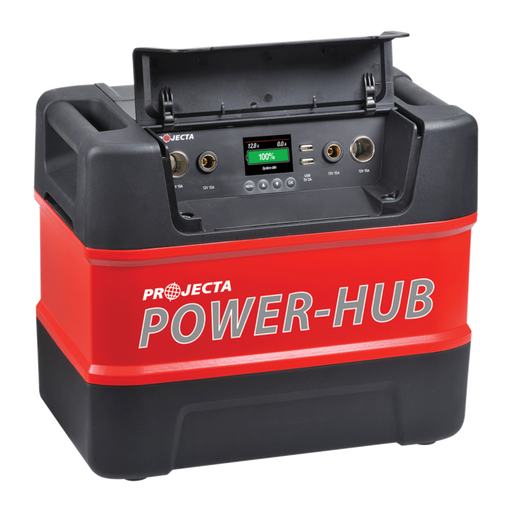 Projecta 12V Portable Power Hub - PH125